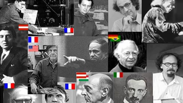 Breve História da MúsicaEletrônica
